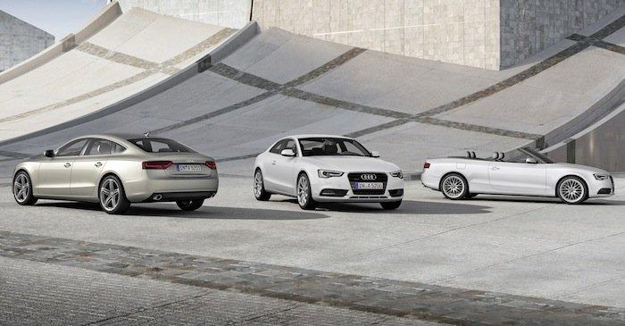Precios del nuevo Audi A5