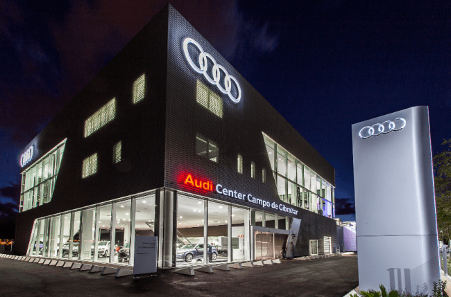 Audi inaugura su cuarto concesionario: Audi Center Campo de Gibraltar