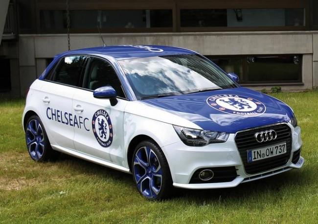 Audi patrocinador del Chelsea Football Club