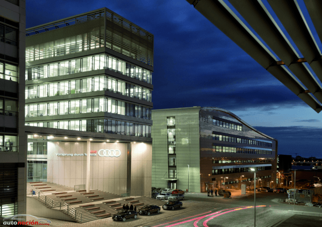Ya está operativo el nuevo centro informático de Audi