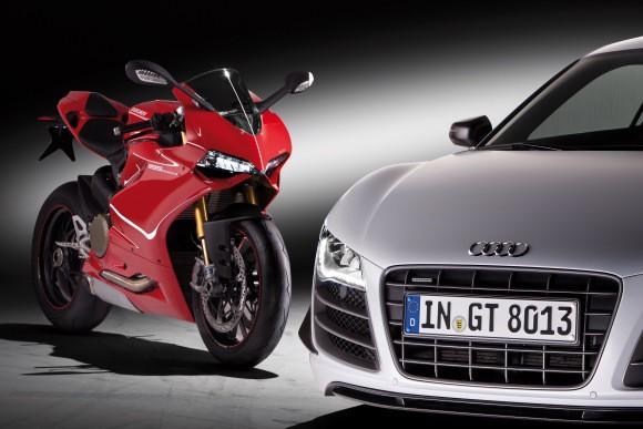 Ya es oficial, Audi ha comprado Ducati