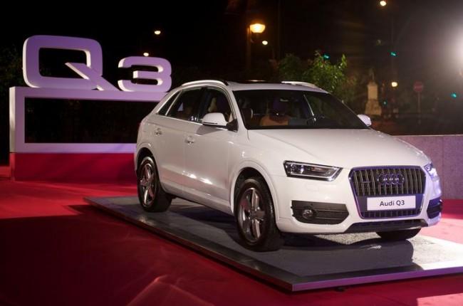 ¡Preparados, listos, ya!: Audi Q3