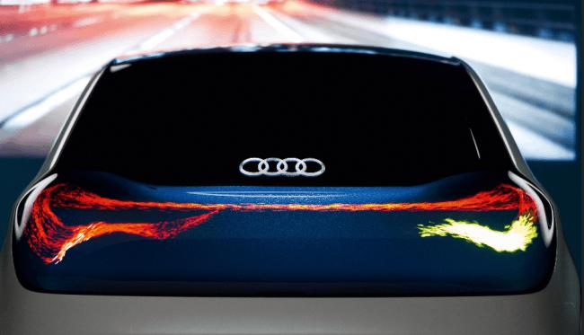 Tecnología OLED de Audi: Un paso más allá del LED