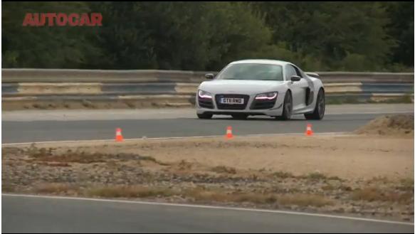 Autocar se pone a las manos del Audi R8 GT
