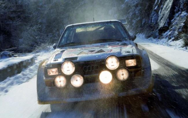 Audi Quattro S1 Group B Replica: ¡Pero qué réplica!