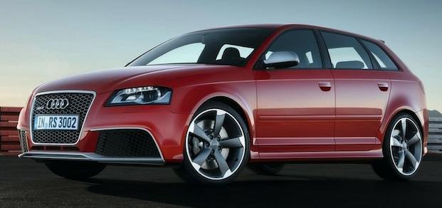 El Audi S3 listo para competir con el BMW M135i