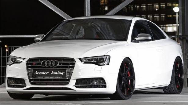 El nuevo paquete para el Audi S5 Coupé