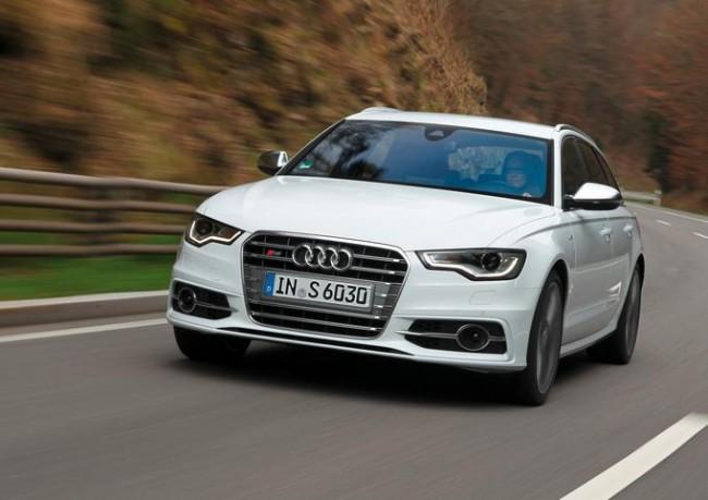 Audi inicia la comercialización de la familia S