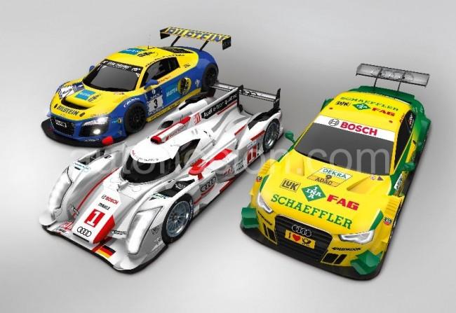 Marc Gené está en los planes deportivos de Audi para 2013