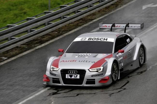 Miguel Molina correrá en el equipo Phoenix con el nuevo Audi A5 DTM