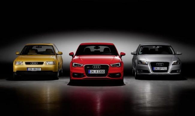 Ligero como una pluma: Nuevo Audi A3