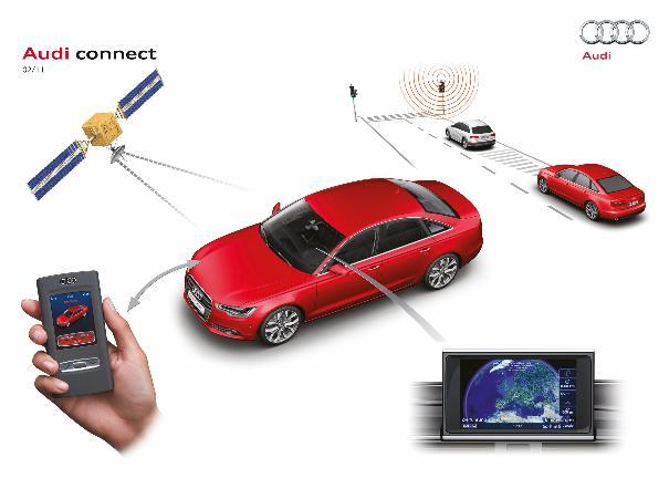 El coche con Audi Connect, el mejor amigo del hombre