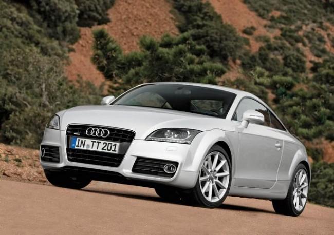 Cambio S Tronic para el Audi TT
