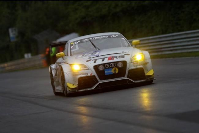 Listo para competir: nueva versión del Audi TT RS