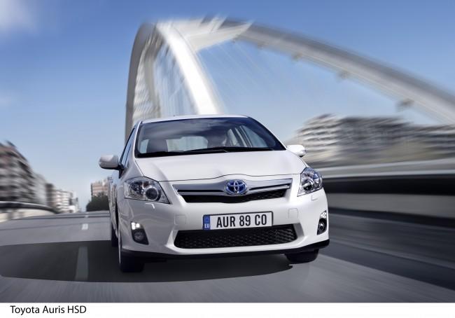 Los de Toyota, los más verdes del mundo
