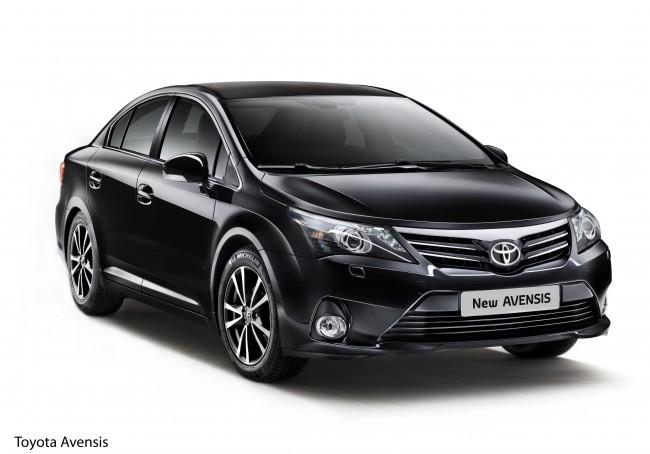 El renovado Avensis costará lo mismo que el anterior modelo