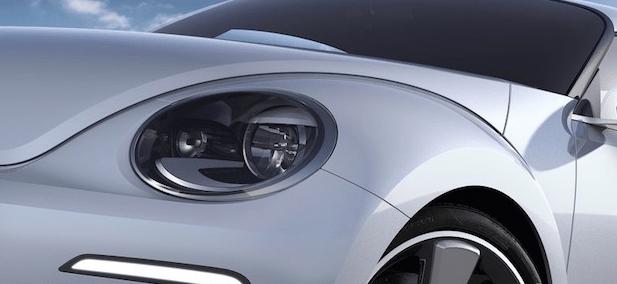El Beetle Cabrio se presentará en Beijing
