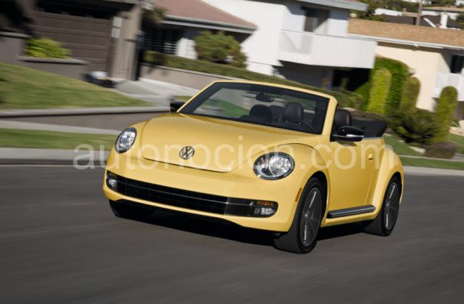 Premiere mundial del Beetle Cabrio y el Jetta Hybrid en Los Ángeles