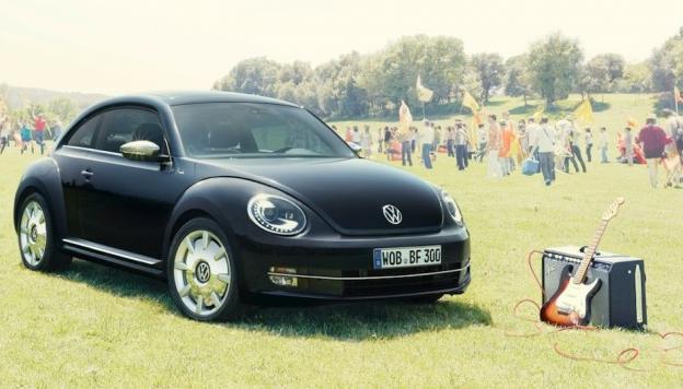 Se da a conocer la Fender Edition del Volkswagen Beetle