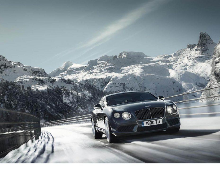 Llega a España el Bentley Continental V8