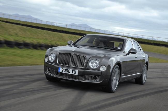 Bentley experimenta en 2012 un crecimiento del 22% en todo el mundo