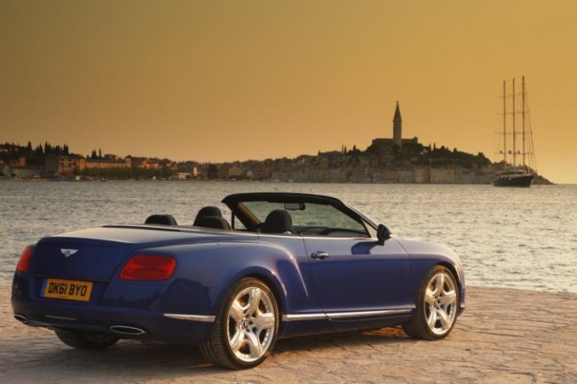 El Bentley Continental GTC W12 se destapa en Beijing