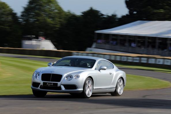 Bentley refuerza su presencia en Italia con un nuevo concesionario en Milán