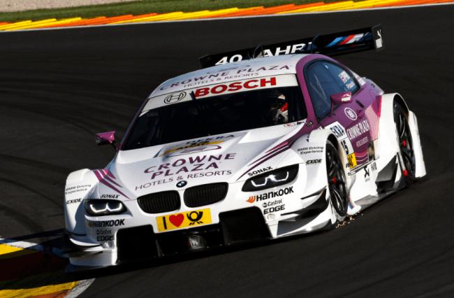 BMW Team RBM, ha ganado su primera carrera del DTM