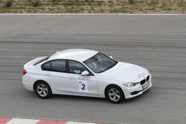 El BMW 320d Efficient Dynamics, el vehículo más eficiente