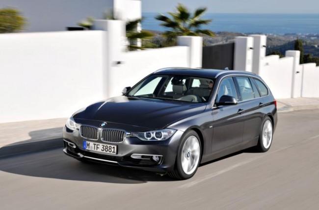 El nuevo BMW Serie 3 Touring llegará en septiembre