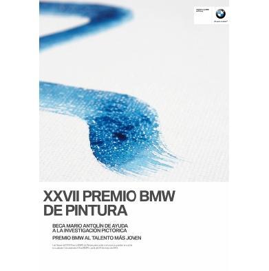 BMW Group España convoca el XXVII Premio BMW de pintura