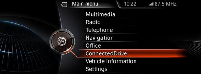 BMW ConnectedDrive sigue mejorando y marcándose nuevos retos