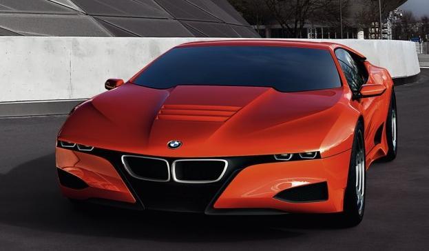 El sucesor del BMW M1