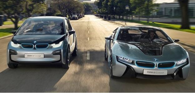 Se venderán online los BMW eléctricos