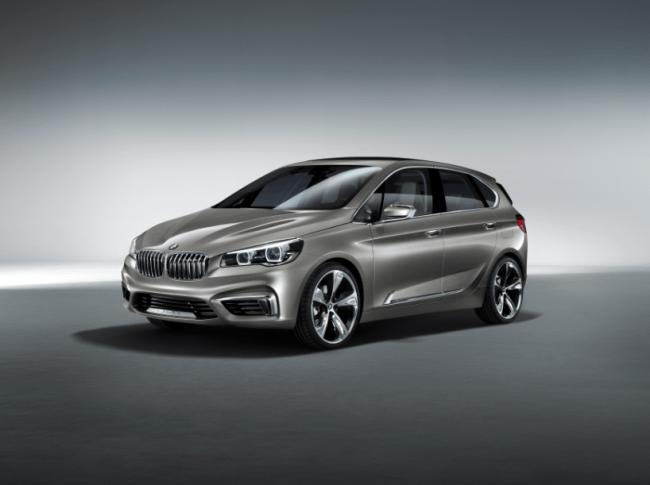 Las novedades de BMW en el Salón de París