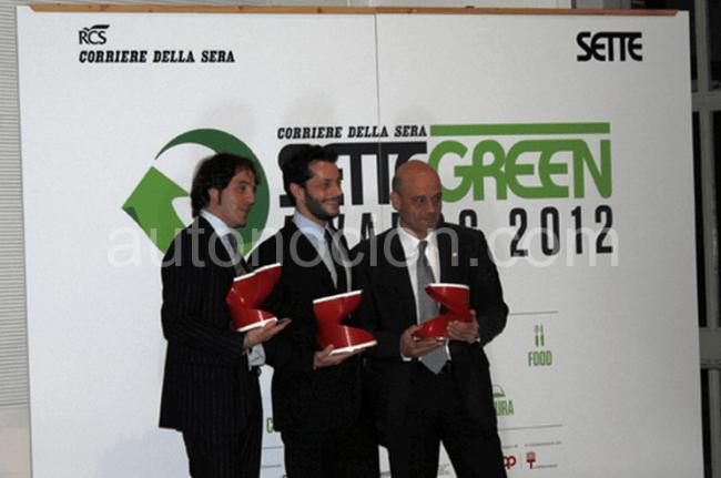 Premio E.ON a la eficiencia energética para Bridgestone