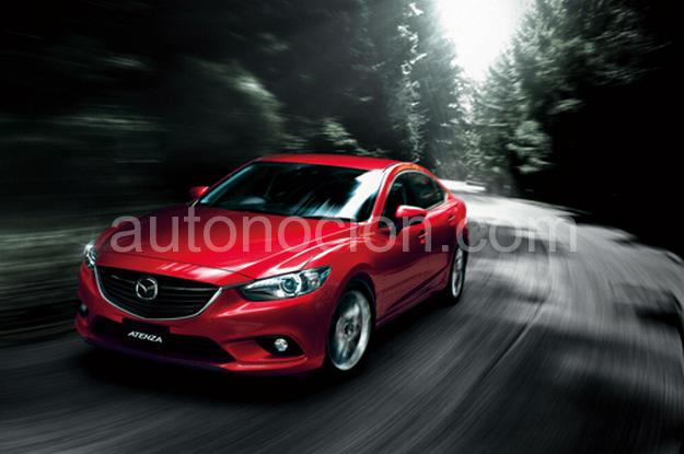 El neumático TURANZA T001 de Bridgestone equipará de serie al nuevo Mazda 6
