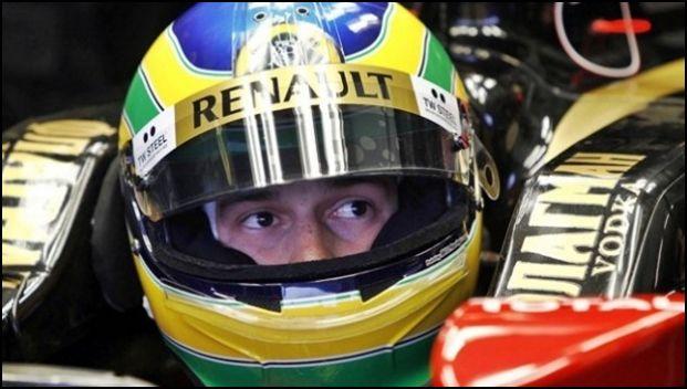 Cambios en Lotus-Renault: Bruno Senna por Nick Heidfeld