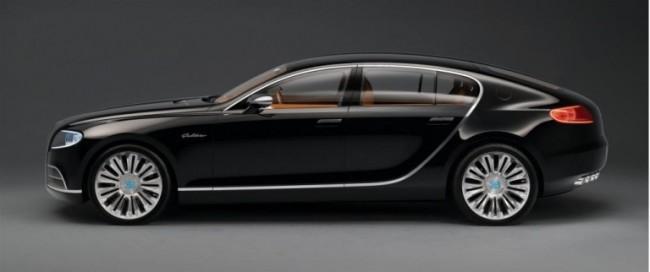 Nuevo Bugatti 16C Galibier