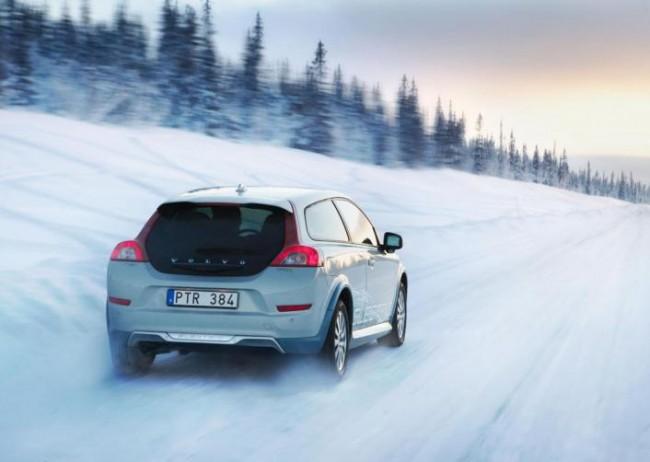 Volvo C30 Electric: En cualquier condición