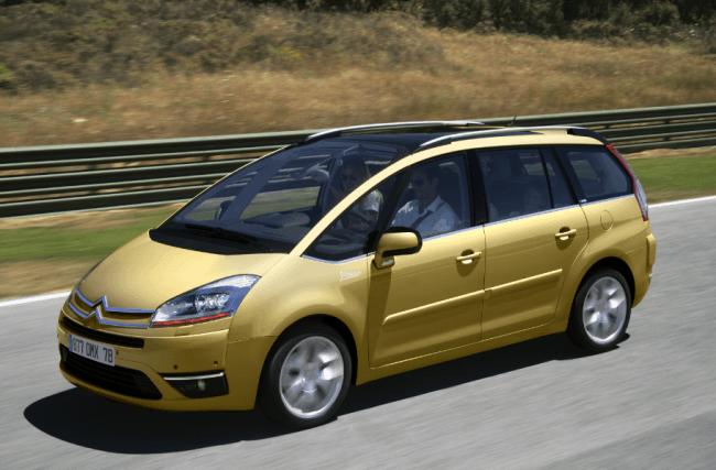 Los precios anticrisis del Citroën Grand C4 Picasso