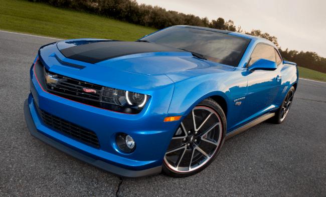 Chevrolet lanza el Camaro Hot Wheels Edition a tamaño real