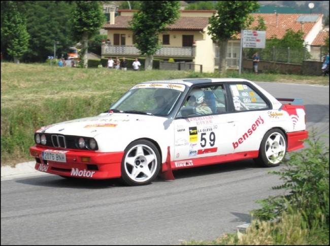 Rally Osona del Campeonato de Cataluña