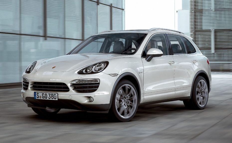 Cayenne S Diésel ¿La nueva propuesta de Porsche?