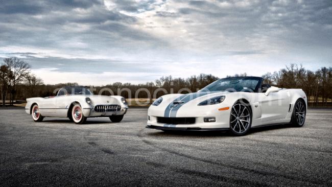 Chevrolet Corvette: 60 años de diseño legendario