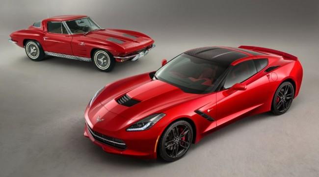 Chevrolet reinventa el Corvette Stingray que llegará a finales de 2013