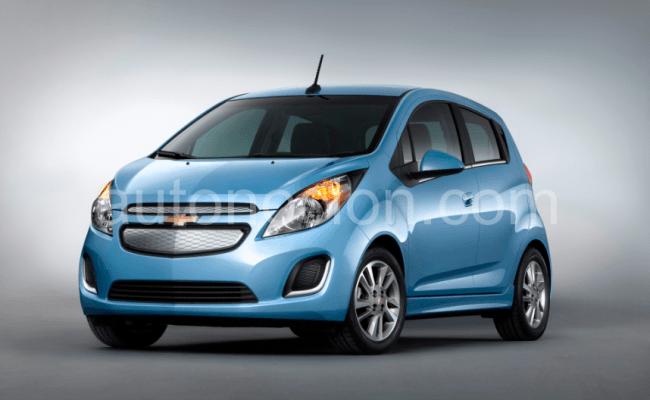 Más sobre el Chevrolet Spark EV