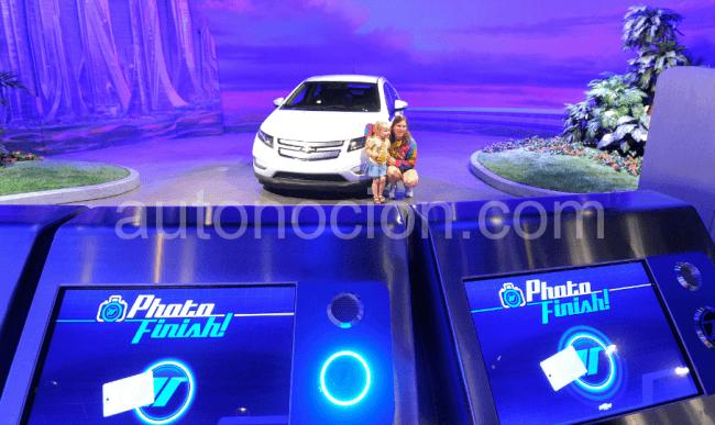 """""""Test Track"""" una atracción de Chevrolet en Walt Disney World Resort"""