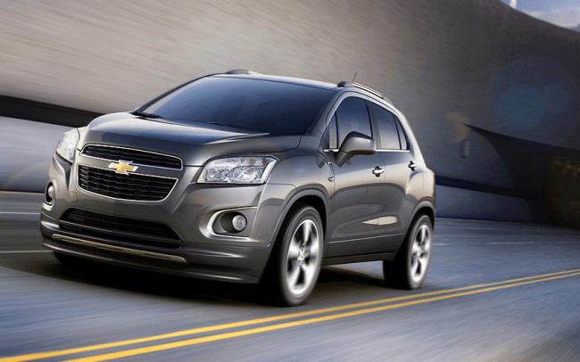 Ventas Globales Chevrolet