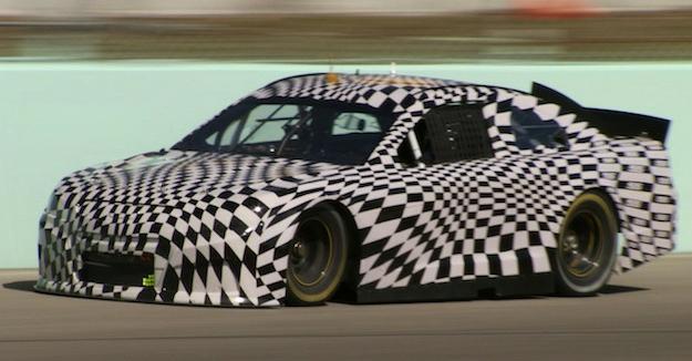 El Chevrolet SS verá la luz a finales de 2013